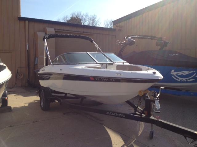 Four Winns 180 Boat Boats for sale on