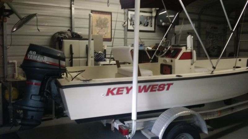 1992 1700 sportsman keywest