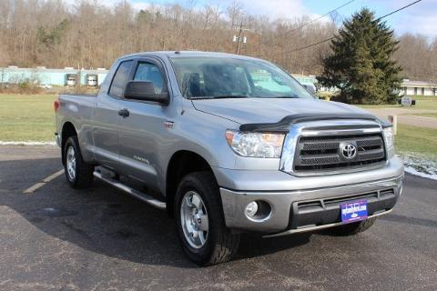 2013 Toyota Tundra 4 Door Crew Cab Short Bed Truck