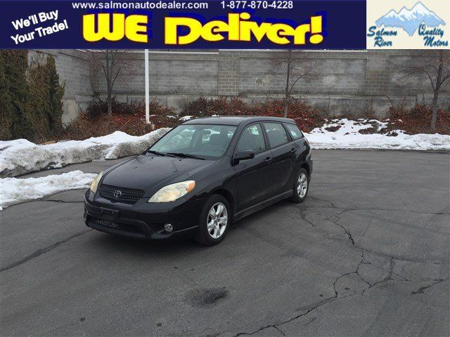 2006 Toyota Matrix Station Wagon XR