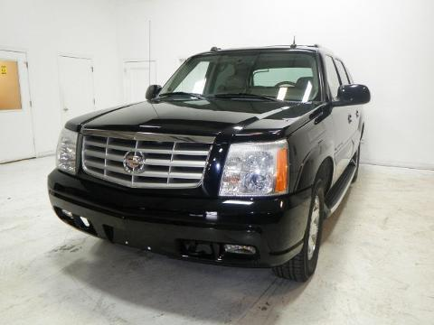 2004 Cadillac Escalade EXT 4 Door SUV
