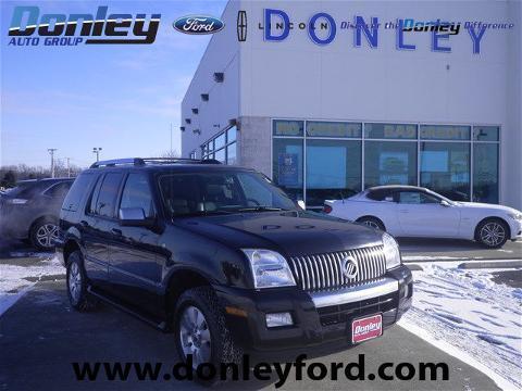 2006 Mercury Mountaineer 4 Door SUV