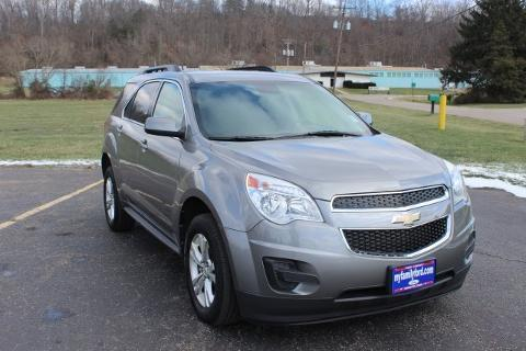 2012 Chevrolet Equinox 4 Door SUV