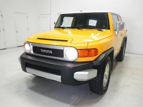 2007 Toyota FJ Cruiser 4 Door SUV