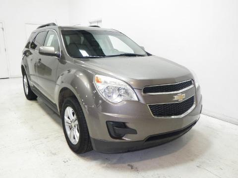 2010 Chevrolet Equinox 4 Door SUV