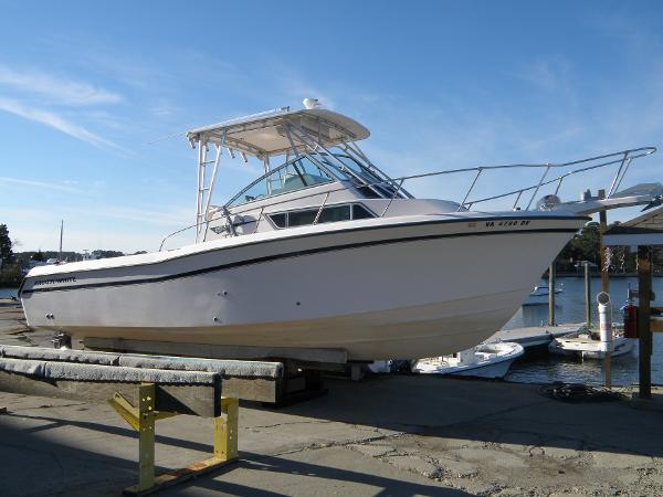 Grady White 272 Sailfish boats for sale in Virginia