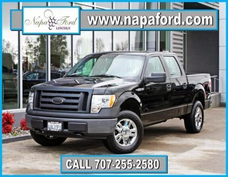 2009 Ford F