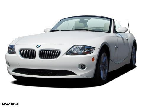 2003 BMW Z4 2 Door Convertible
