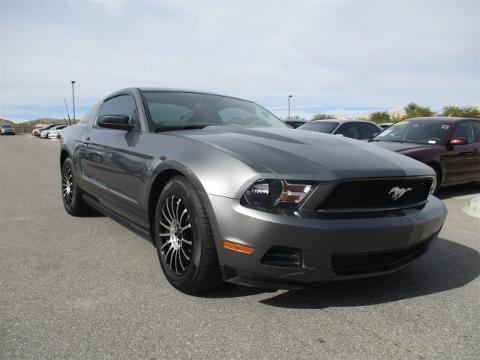 2010 Ford Mustang 2 Door Coupe