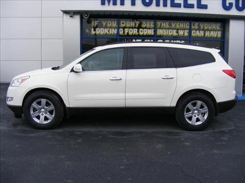 2012 Chevrolet Traverse 4 Door SUV