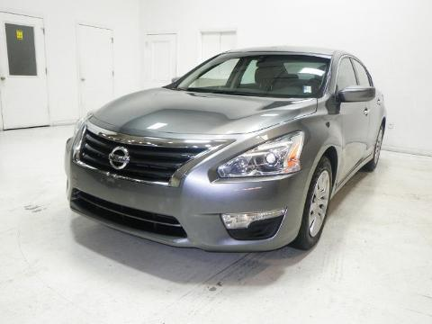 2015 Nissan Altima 4 Door Sedan