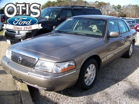 2004 Mercury Grand Marquis 4 Door Sedan