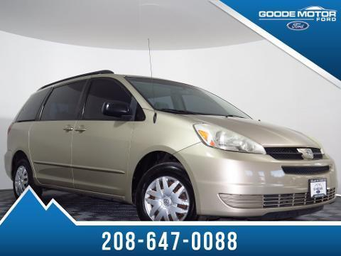 2005 toyota sienna boats for sale for Goode motors burley idaho