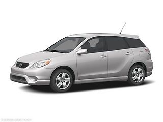 2007 Toyota Matrix 5 Door Hatchback