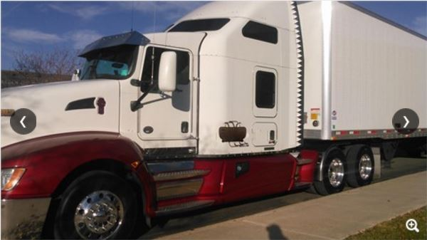 2012 Kenworth T660 for sale in Cambridge, MN