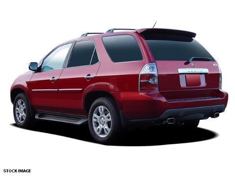 2004 Acura MDX 4 Door SUV