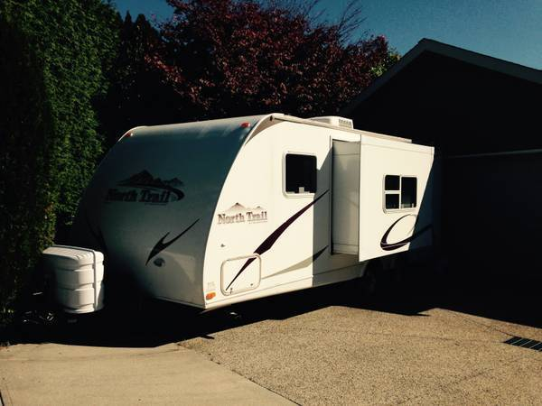 2009 Heartland North Trail 21FBS For Sale in Gibsons, British Columbia