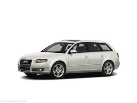 2008 Audi A4 4 Door Wagon