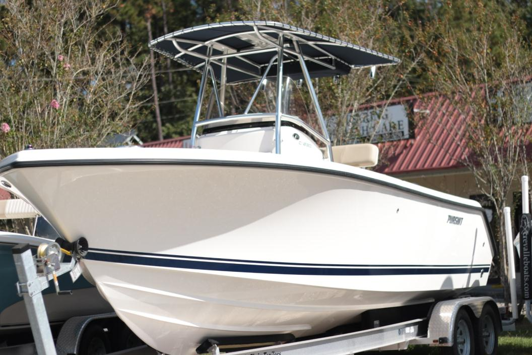 2015 Pursuit C 230 Center Console