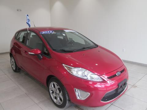2012 Ford Fiesta 4 Door Hatchback