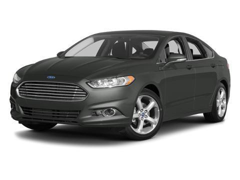 2013 Ford Fusion 4 Door Sedan