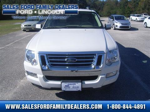 2009 Ford Explorer Sport Trac 4 Door SUV