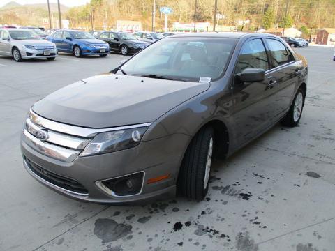2011 Ford Fusion 4 Door Sedan