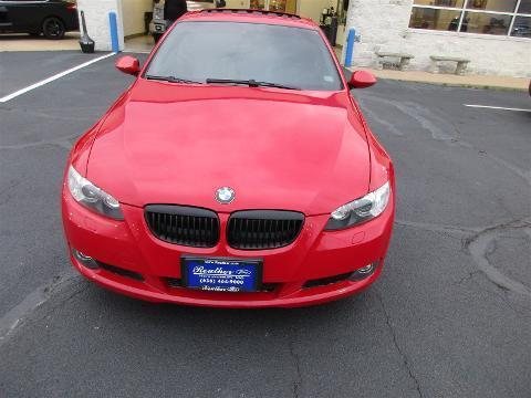 2009 BMW 3 Series 2 Door Coupe