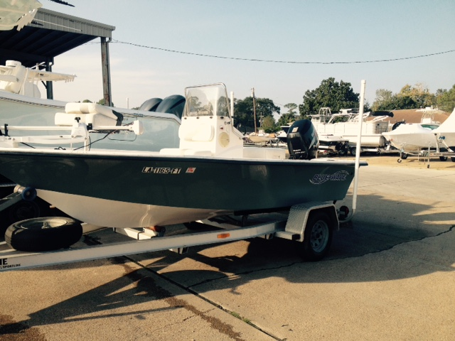 2008 Blue Wave V-Bay 160