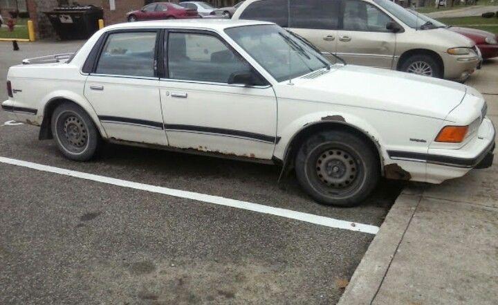 Fenton Nissan East >> 1989 Buick Century Cars for sale