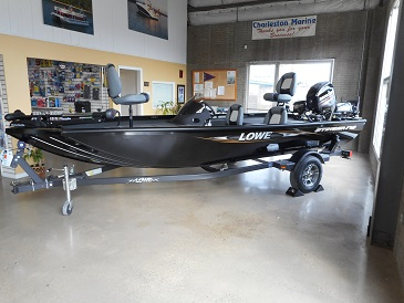 2015 lowe aluminum fishing stinger 195