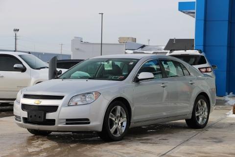 2011 Chevrolet Malibu 4 Door Sedan