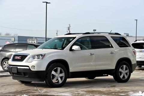 2011 GMC Acadia 4 Door SUV