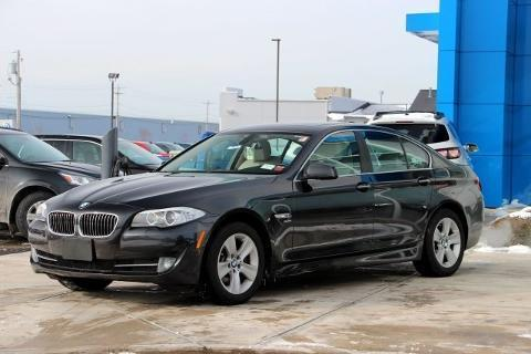 2012 BMW 5 Series 4 Door Sedan