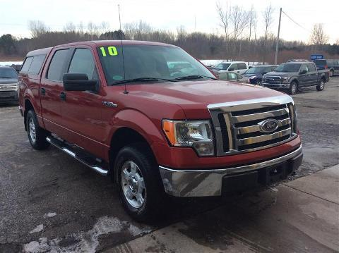 2010 Ford F