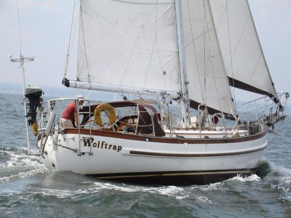 1983 Lord Nelson 41 Cutter