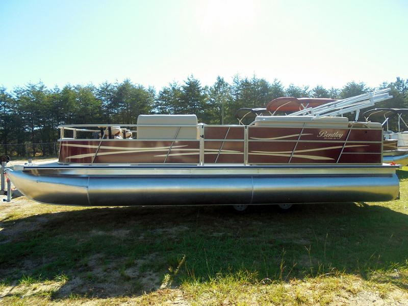 Bentley Pontoon Boats 240 Fish Boats For Sale