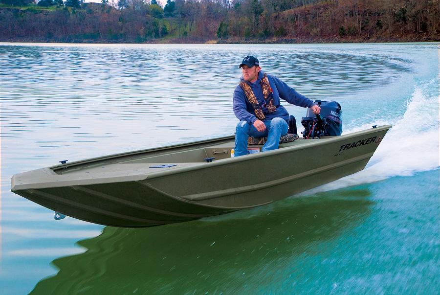14 Tracker Jon Boat Boats For Sale