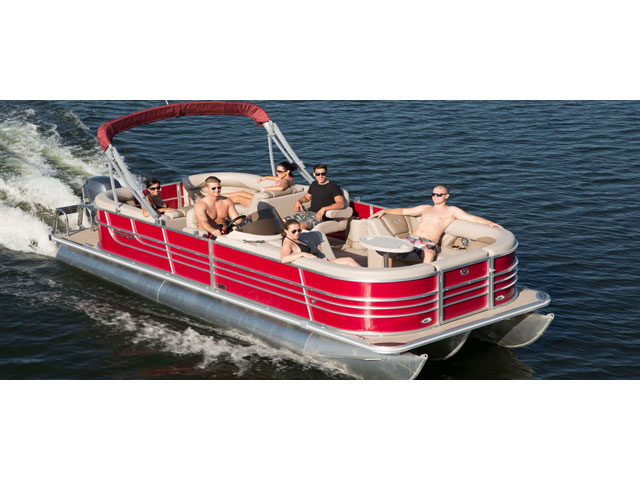2016 Starcraft Pontoon EX 23 R