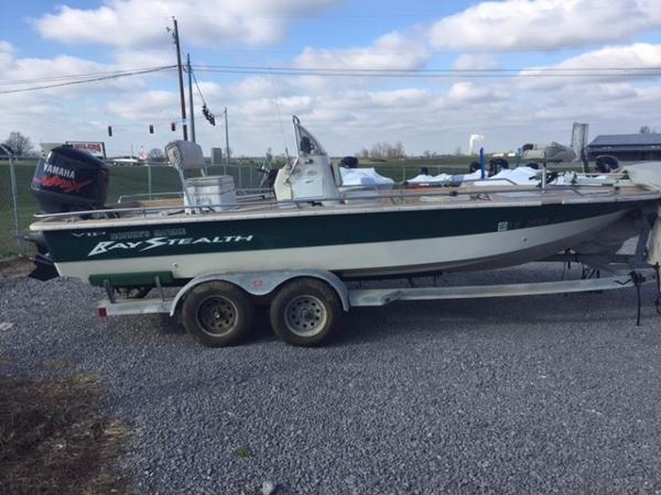 1999 Bay Stealth (Make an Offer) 22ft Xtreme