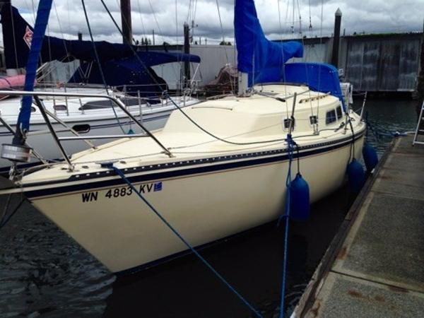 1985 Newport 30 Mk III