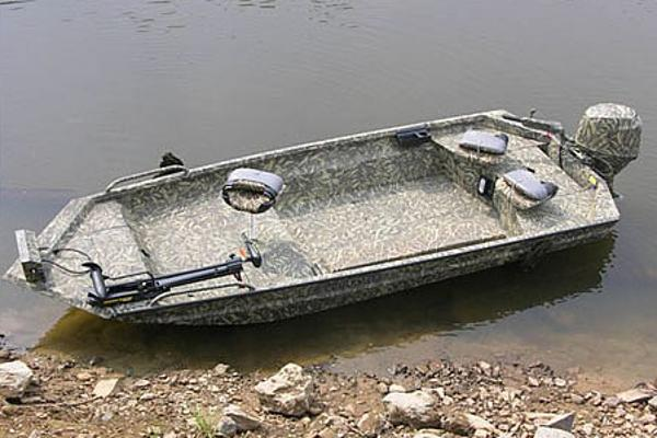 Flat Bottom Duck Boat Boats For Sale
