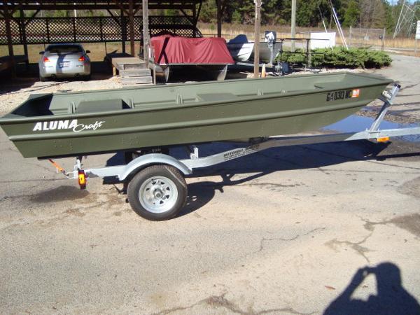 2015 Alumacraft 1236 Jon Boat