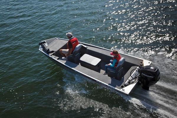 2013 Tracker Panfish 16