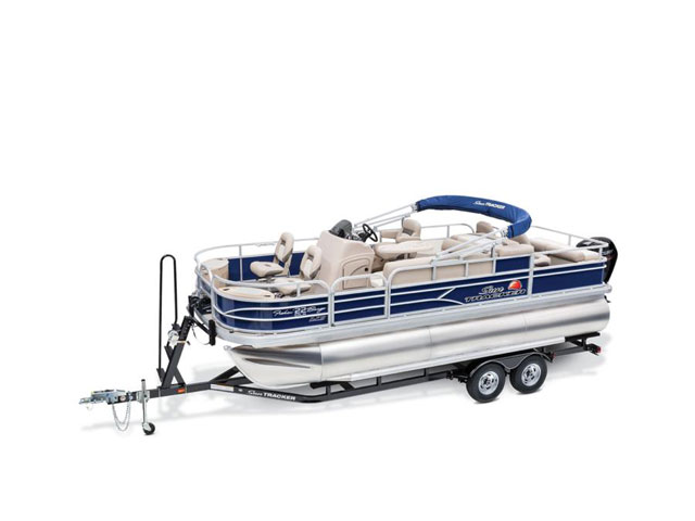 2016 Sun Tracker Fishing Fishin' Barge 22 XP3