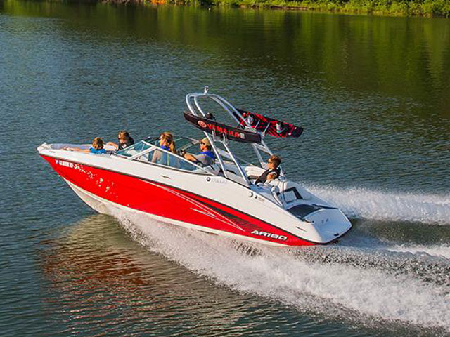 2016 YAMAHA BOATS 19 FT AR190