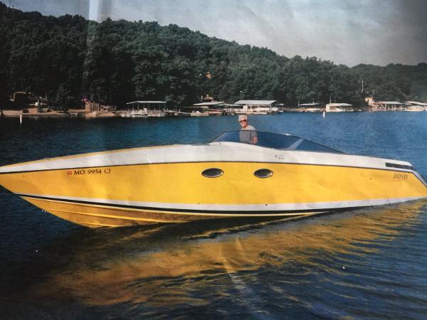 1987 Donzi Z-33