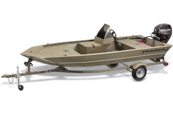 2015 Tracker Grizzly 1648 SC