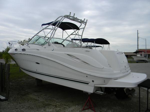 2005 Sea Ray 270 Amberjack Boats For Sale