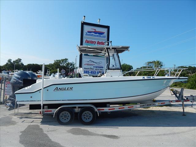 2007 Angler 2500